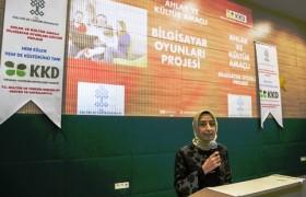 Ahlak Ve Kültür Amaçlı Bilgisayar Projemiz