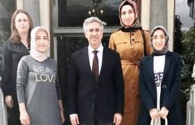 Ankara Sosyal Bilimler Üniversitesine Ziyaretimiz