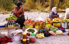 Alın Terini Ekmeğe Dönüştüren Kadınlarımız