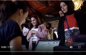 """Kırsal kalkınmada rol almak ve yön vermek isteyen girişimci kadınlara,Derneği'mizin hayata geçirdiği,""""Kırsalda eğitim Politikaları ve İstihdam""""konulu proje kapsamında düzenlenen eğitim programında, 8 Mart Dünya Kadınlar Günü değerli misafirlerimizin katılımıyla coşkuyla kutlandı."""
